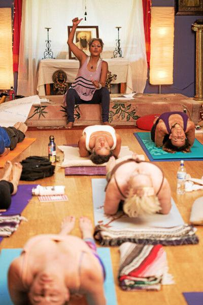 Yoga workshop offered for addiction recovery