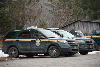 Vermont State Police Barracks