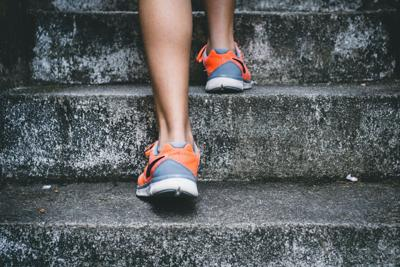 exercise stairs