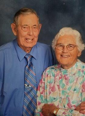 Joe and Ruth Falconer