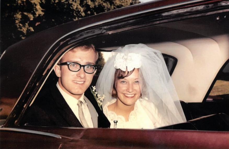 Jim and Joyce Shover