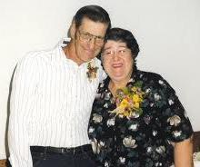 Arnold and Jacqueline Merkes