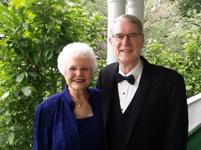 Mike and Sylvia Carr
