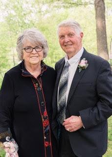 Elmer and Doris Manson
