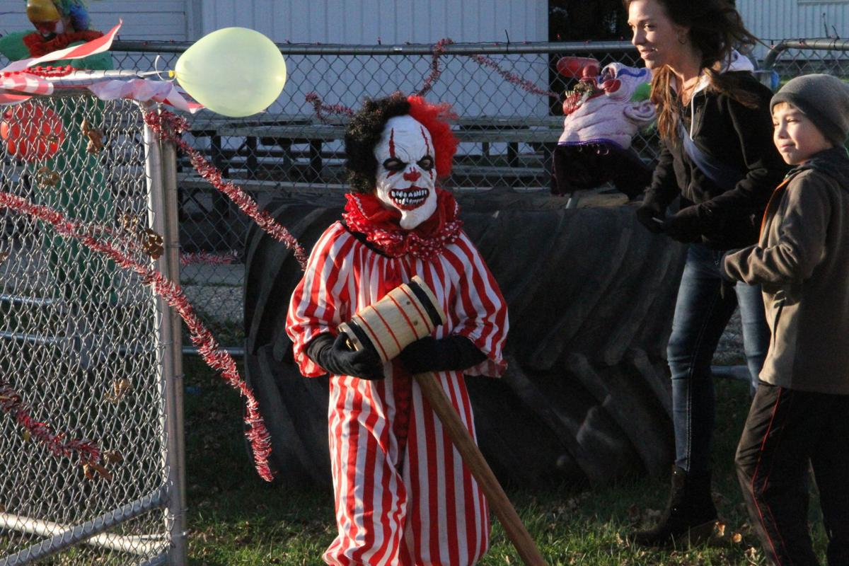 Feargrounds offers frightening fun