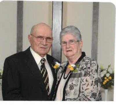 Lyle and Gayle Saunders