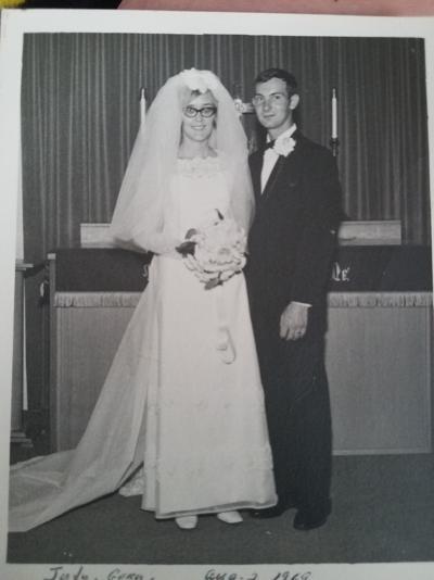 Gary and Judy Whitehead