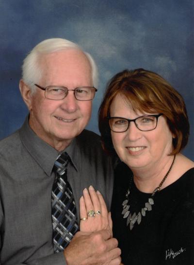 Bob and Sharon Demmer