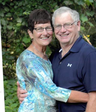 Dave and Linda Harris