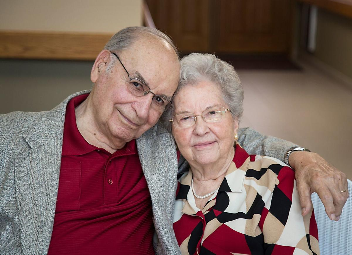 Don and Irene Salow