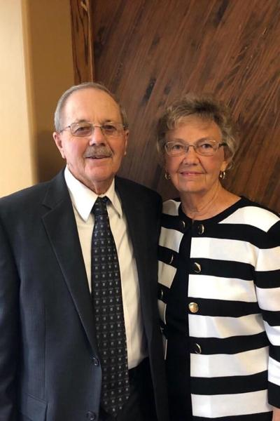 Roger and Beverly Smith