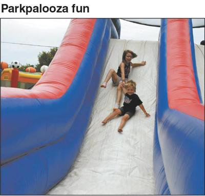 Annual Parkpalooza set for Saturday at Rotary Park