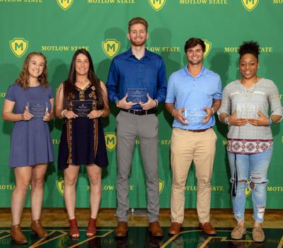 Haley Hinshaw named Motlow Outstanding Athlete