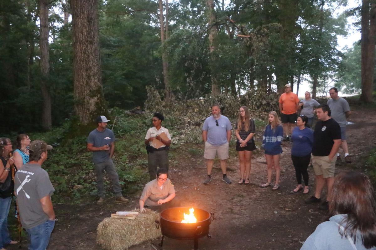 Summer Solstice event held at Old Stone Fort