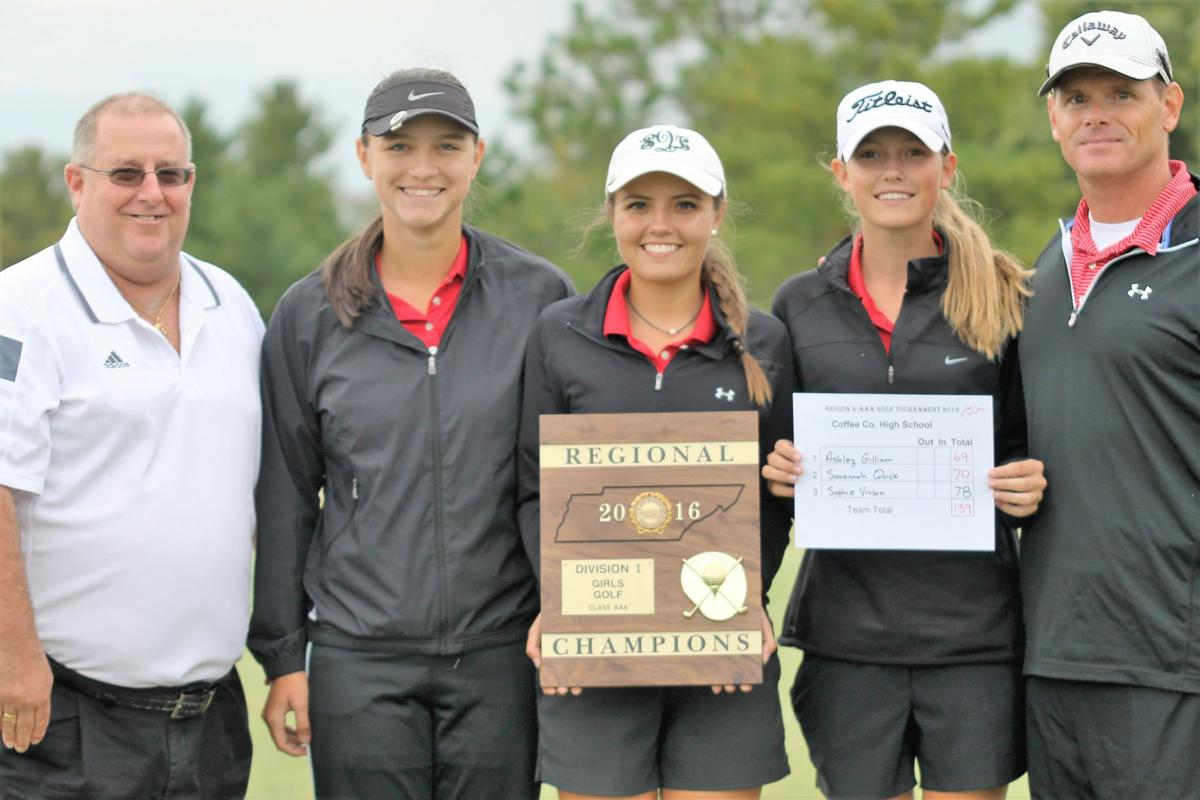 AROUND THE TOWN IN SPORTS: CCHS golf team qualifies for state tournament