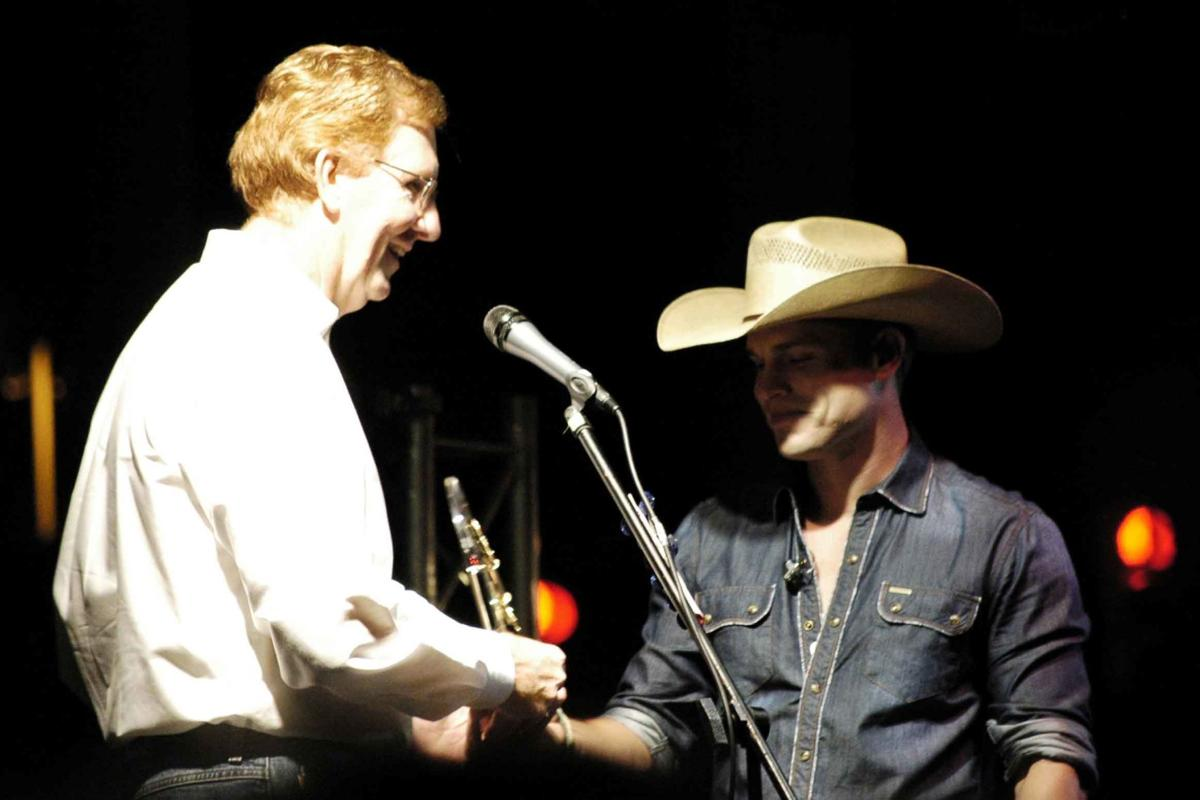Rising Country star plays Tullahoma festival