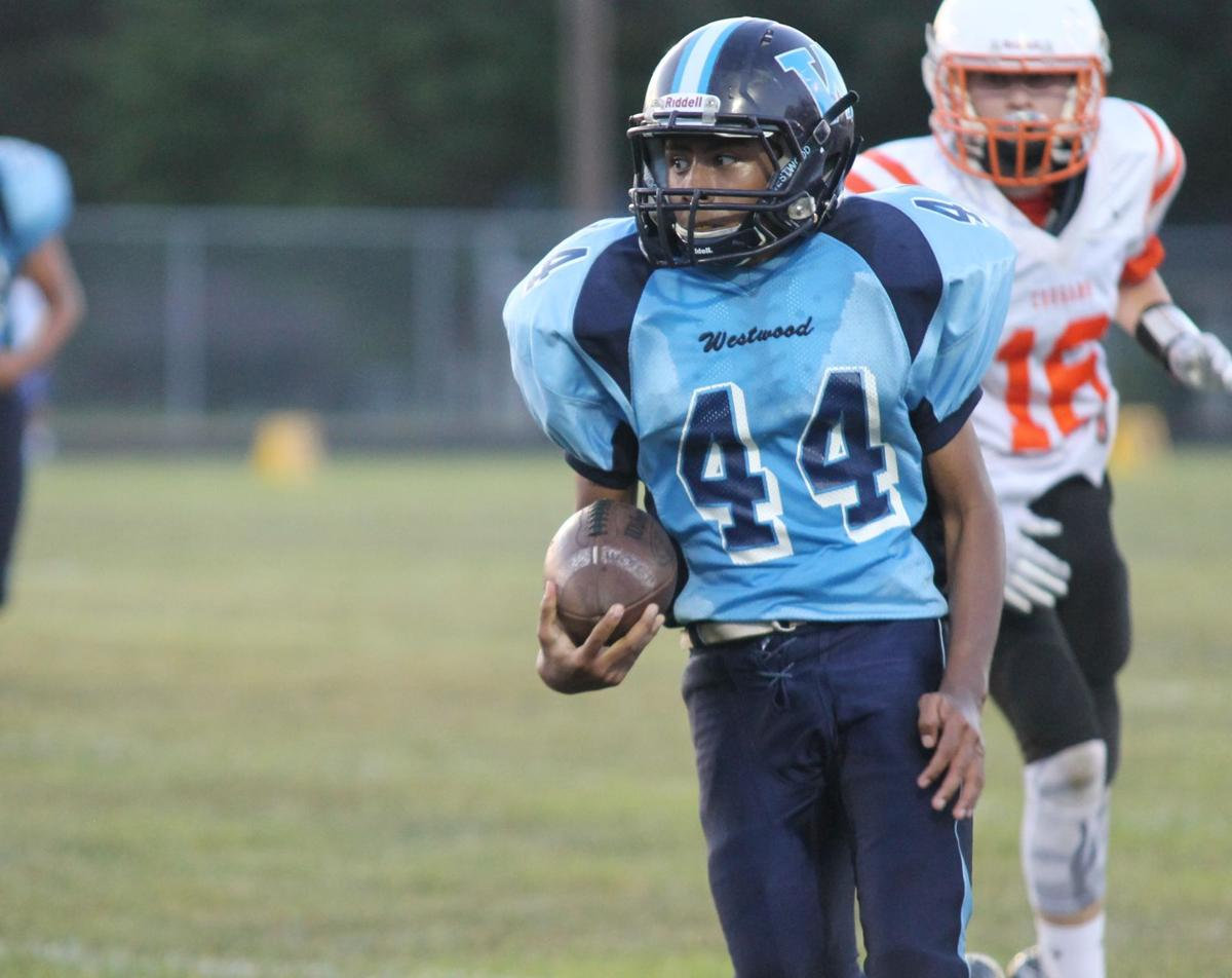 AROUND THE TOWN IN SPORTS: Westwood Middle football crushes M.T.C.S; Lady Raiders soccer wins home opener