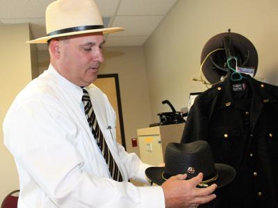 Men in black to protect Coffee County