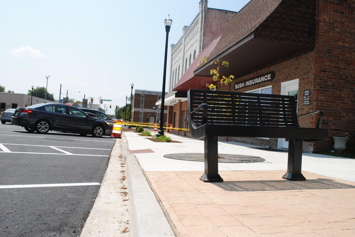 Manchester downtown project nears completion