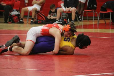CHS Wrestling over-takes Lawrence County and Smyrna