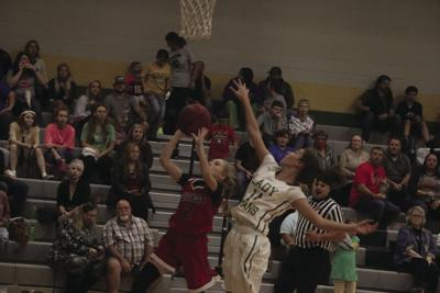 Lady Raiders defeat Lady Trojans in blowout