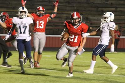 Red Raiders score often in win over Siegel