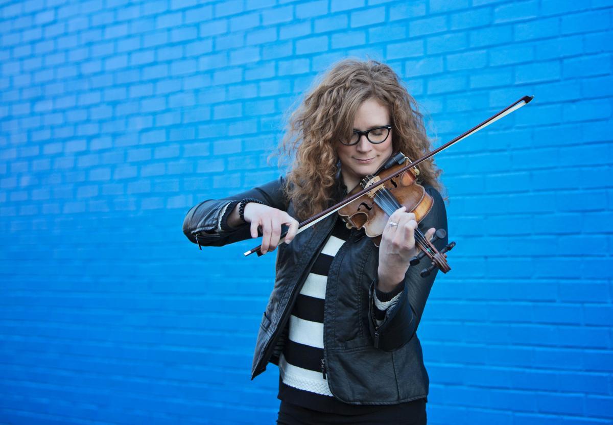 Local bluegrass star to open arts series