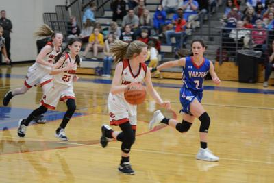 Coffee Middle takes top seed in sectionals