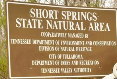Short Springs State Natural Area closed