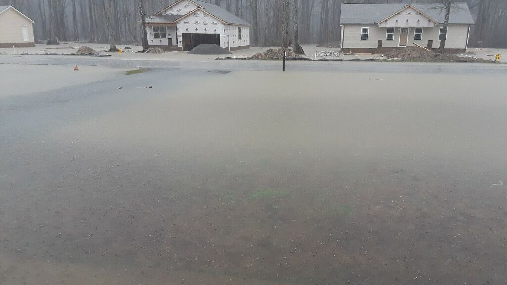 City asks AEDC to help resolve flooding issues