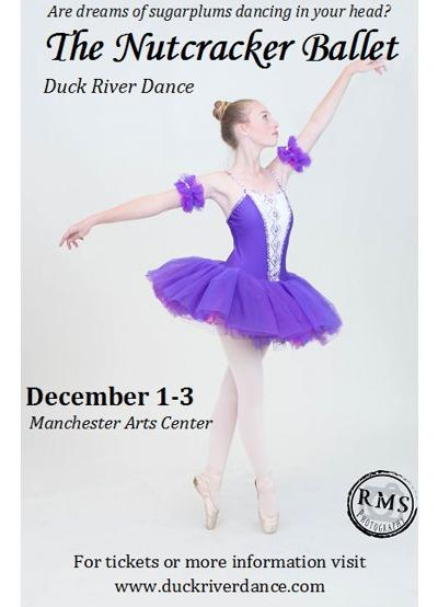 Second annual 'Nutcracker' leaps onto MAC stage with a bevy of new faces