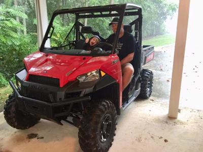 Coffee County Sheriff's Department: Ranger XP900 side by side stolen from the Pea Ridge Road area Friday morning. If you have any information, please contact Investigator Laura Nettles at 931-570-4425.