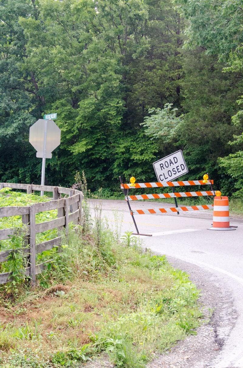 Crumpton Creek Bridge to shut down for construction