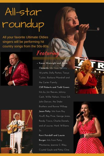 """""""Ultimate Oldies"""" offers unique country show"""