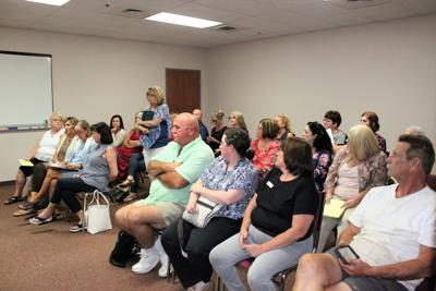 County employees request pay raises; voice concerns about departments ignoring pay grade system