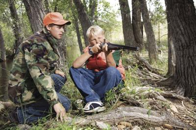A look at non-powder youth-marketed rifles:  three types – three very different uses