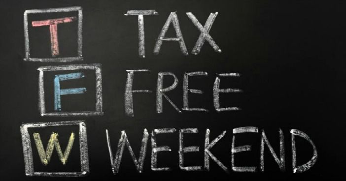 Back to school tax free weekend is chance for shoppers of all ages to save $$$