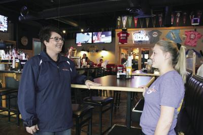 Eat to Earn supports local veterans association