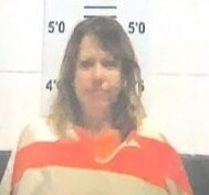 McMinnville woman arrested, charged with arson