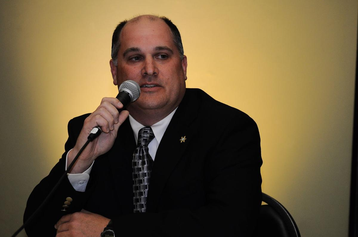 Meet the sheriff candidates: friends and political opponents Chad