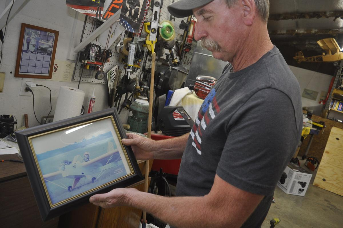Local flyer carries on experimental aircraft tradition