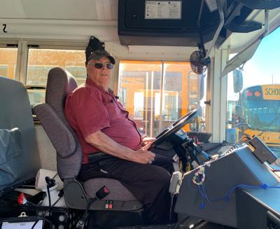 Thank you, bus drivers!