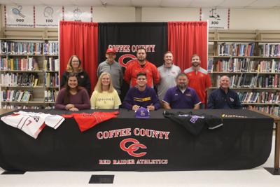 Skipper signs with Lipscomb