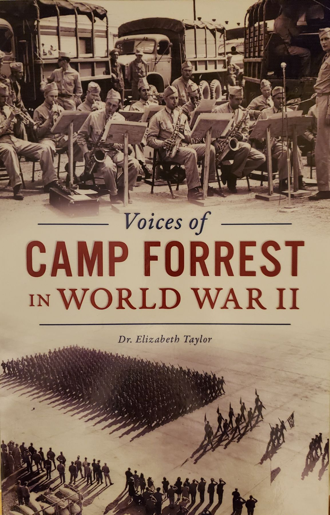 Voices of Camp Forrest