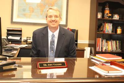 Dr. Joey Vaughn