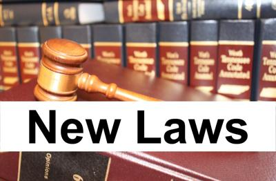 New laws take effect 2021