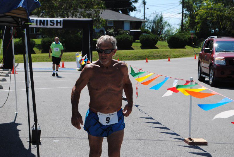 Race proves you are never too old to compete