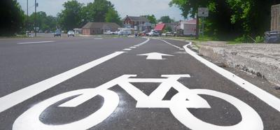 Manchester bike lanes are first step in expanding non-vehicular traffic