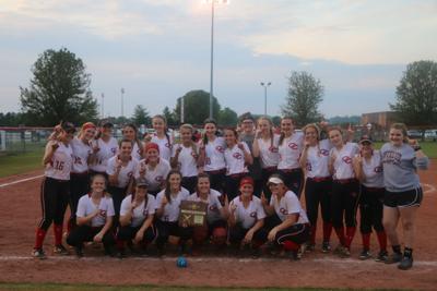 CHS softball wins District 8-AAA title