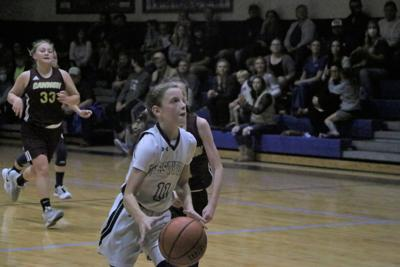 Lady Rockets fall in defensive battle